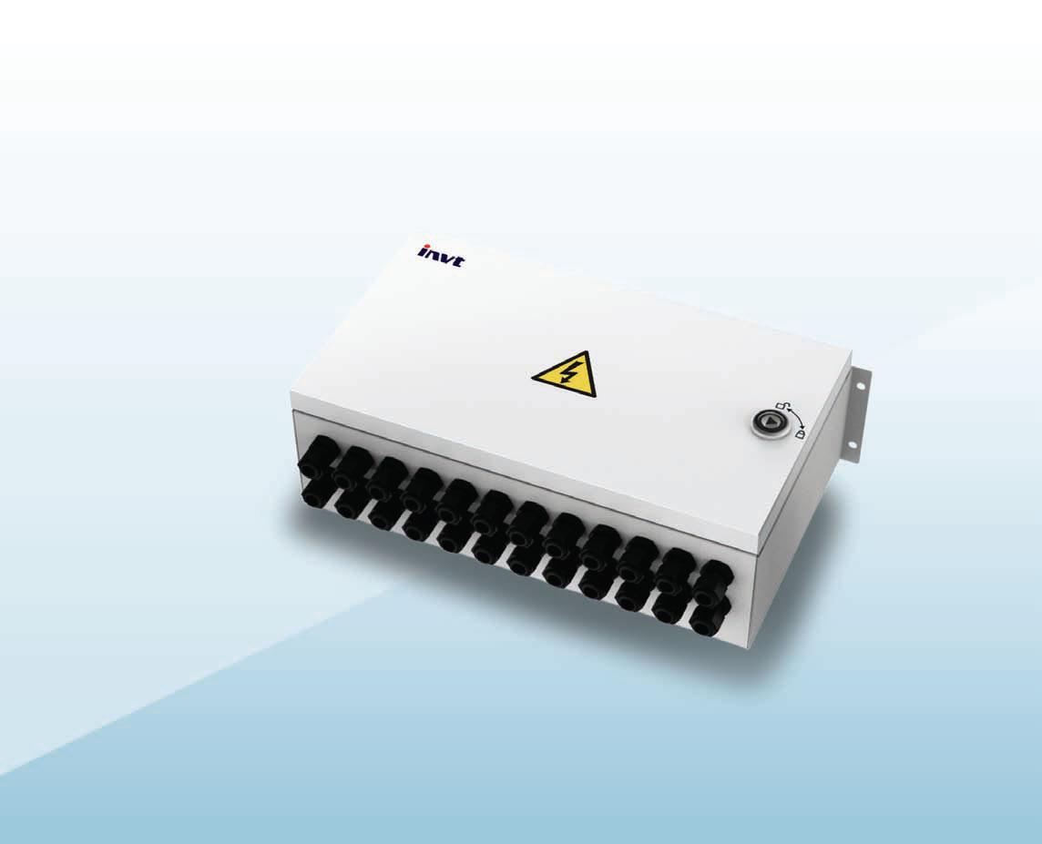 Smart PV Combiner – Excellent Tech